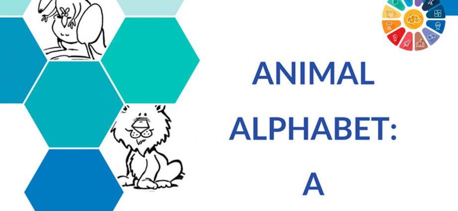 Скачать английский алфавит для детей: буква А (бесплатная ...